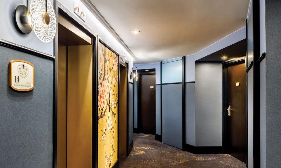Copthorne Hotel Singapore Signature Room 2019