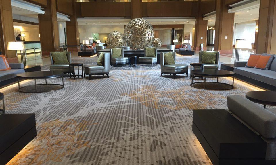 Hilton Odawara Japan Lobby