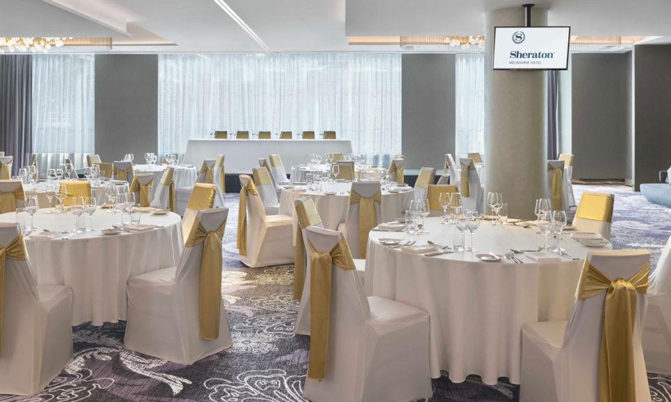 Web Sheraton Melbourne Hotel Ballroom