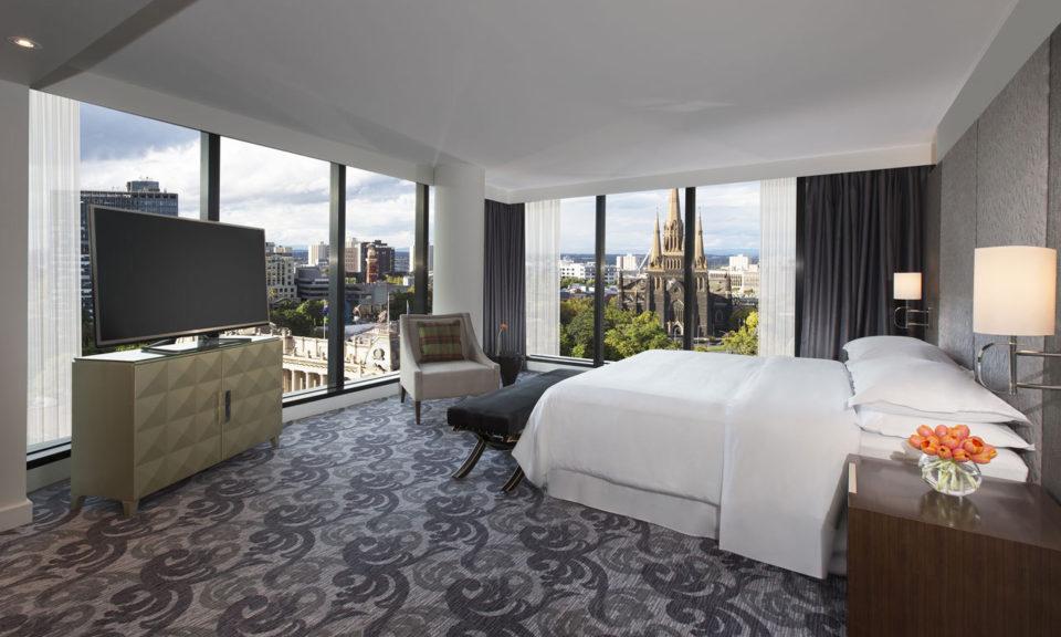Web Sheraton Melbourne Hotel Treasury Terrace Gardens Suite
