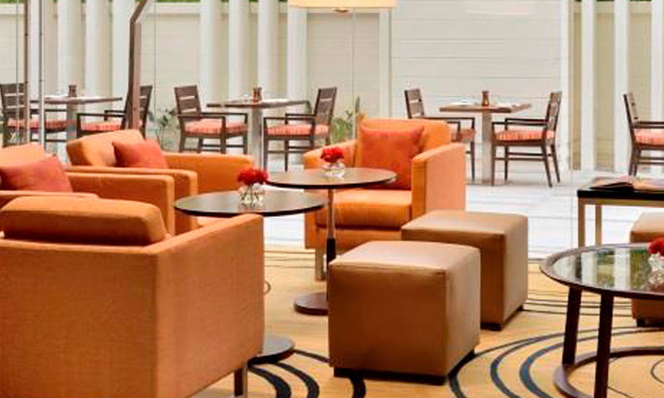 Websq Fairfield By Marriott Kathmandu Nepal Bar Lounge