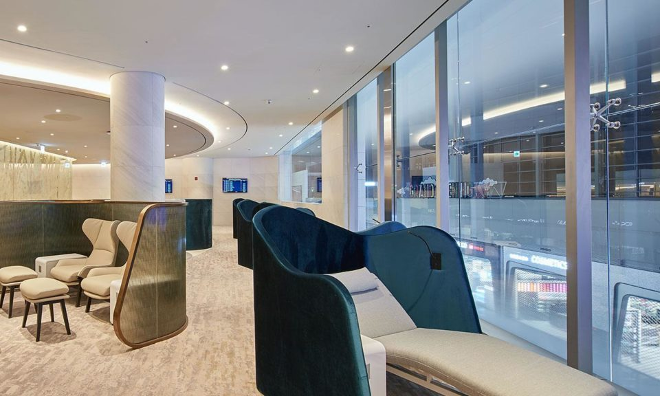 Websq Korean Airlines Lounge Incheon Airport Seoul 092
