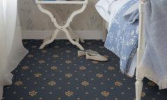 Highmont Blue Bedroom