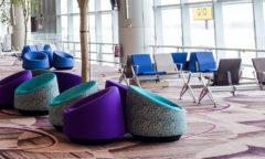 Websq3 Changi Airport Group Terminal 4 Boarding Corridor