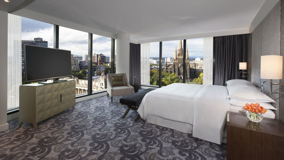 Web Sheraton Melbourne Hotel Treasury Terrace Gardens Suite