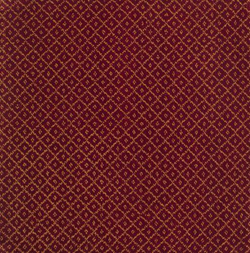 image for Royal Trellis Burgundy Red