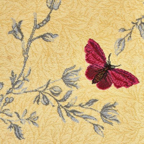 image for Yellow Ruskin Butterfly