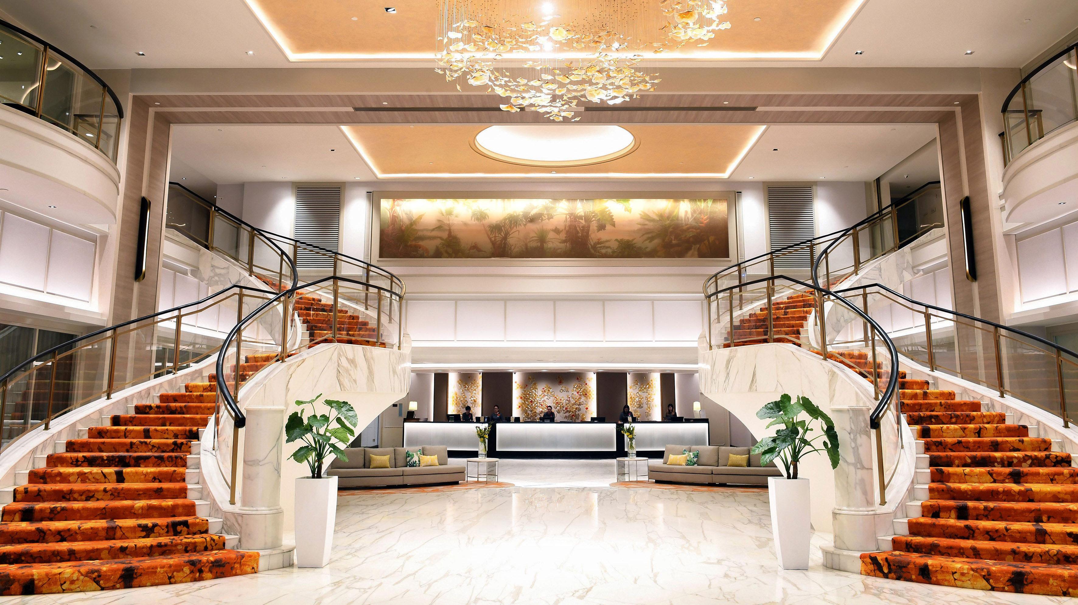 Web Lobby Royal Plaza On Scotts